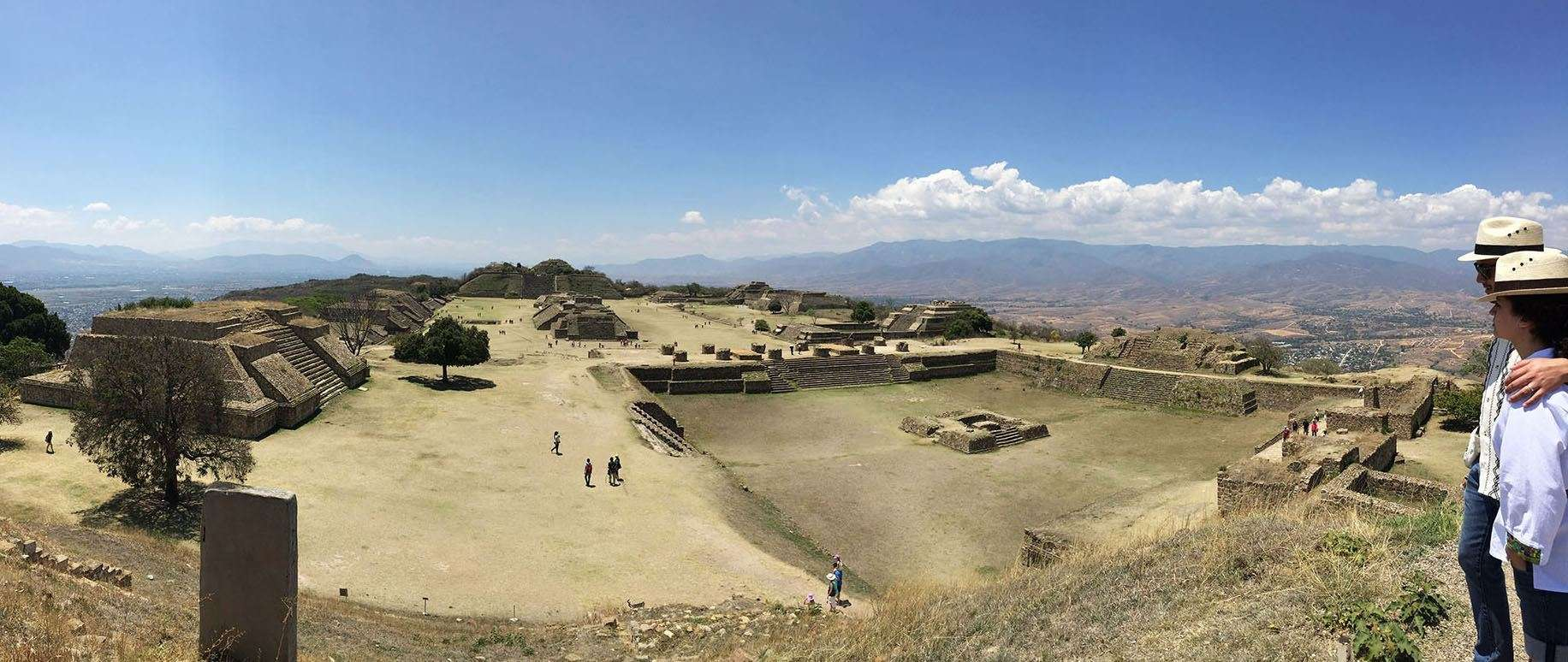 monte alban oaxaca vacation destinations