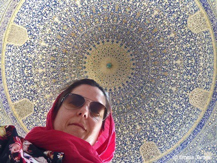 Iran Solo Travel
